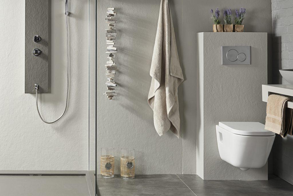 Columnas de ducha de poliuretano