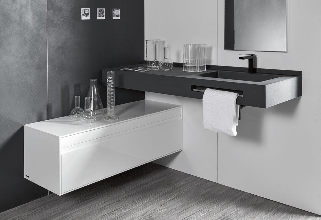 Muebles y accesorios para poner orden en tu baño | Acquabella