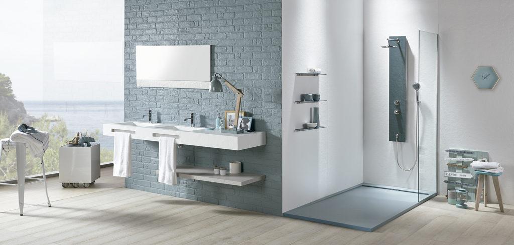 Cuartos de baño para dos, ¿compartir sin multiplicar espacio ...