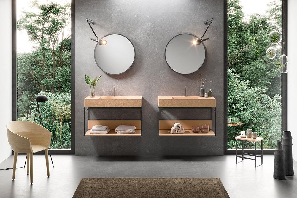 Convierte tu cuarto de baño en un espacio luminoso