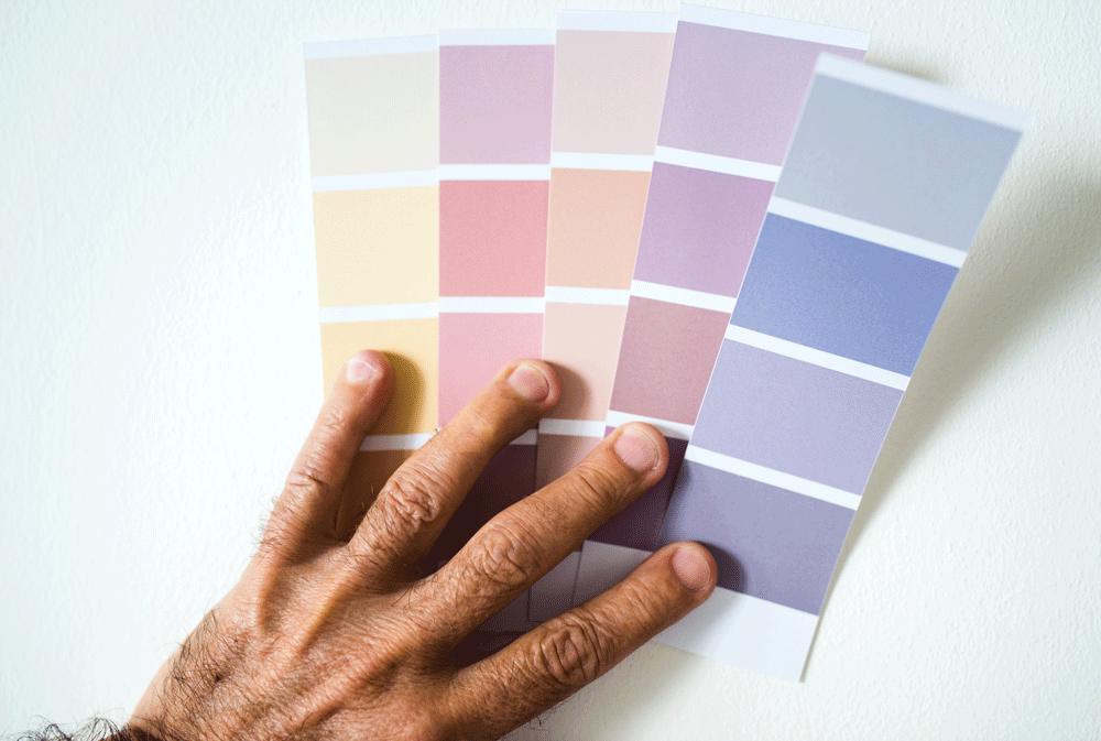 Les couleurs, comment influencent-elles notre état d'esprit?