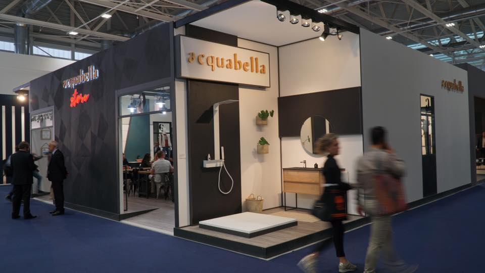 Acquabella introduces its novelties at CERSAIE 2019