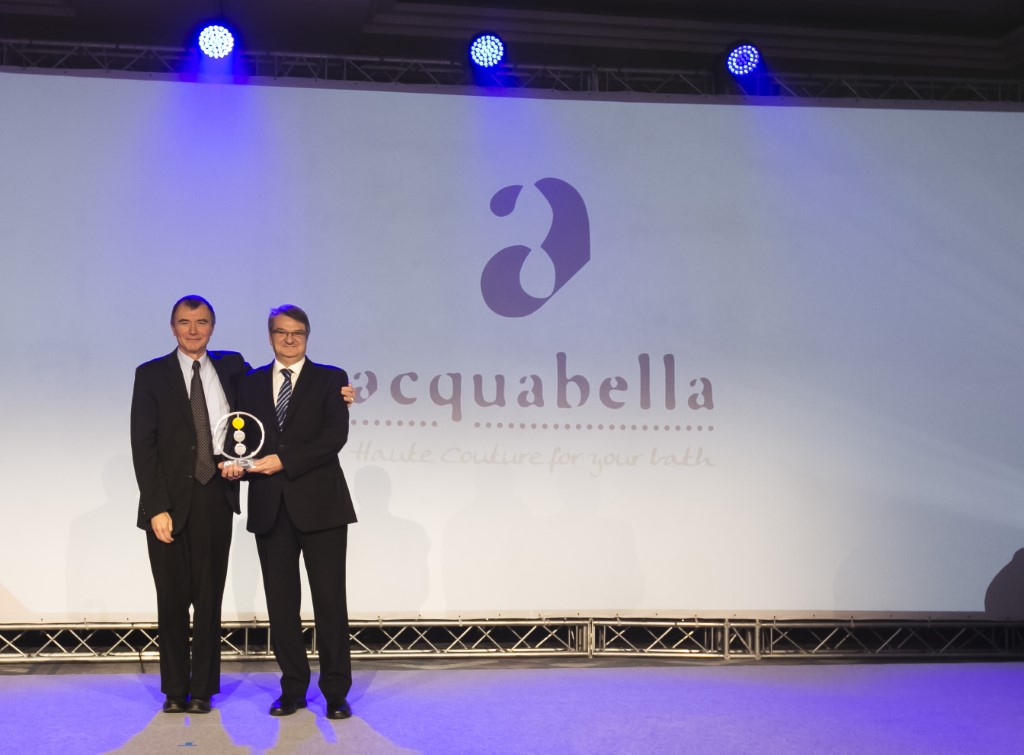 Acquabella gana la final de los European Business Awards 2019