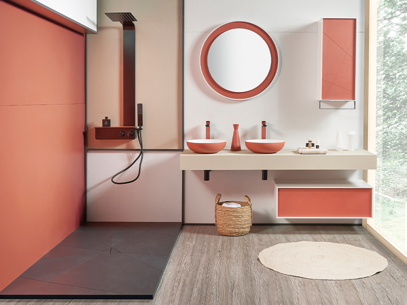 5 idées d'organisation dans la salle de bains