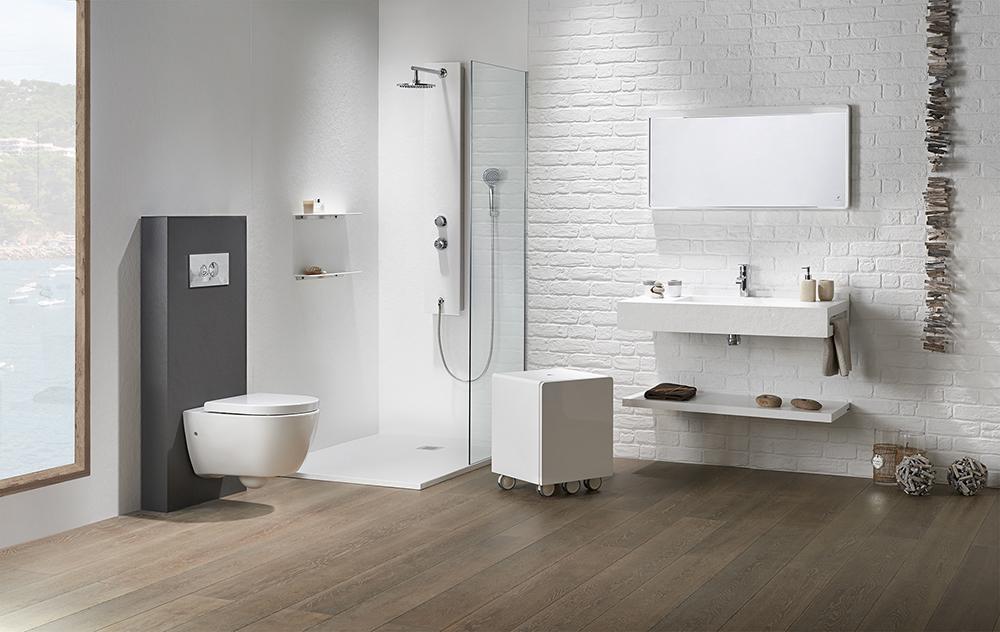 Amenagement Petite Salle De Bain Wc optimiser l'aménagement de la salle de bain