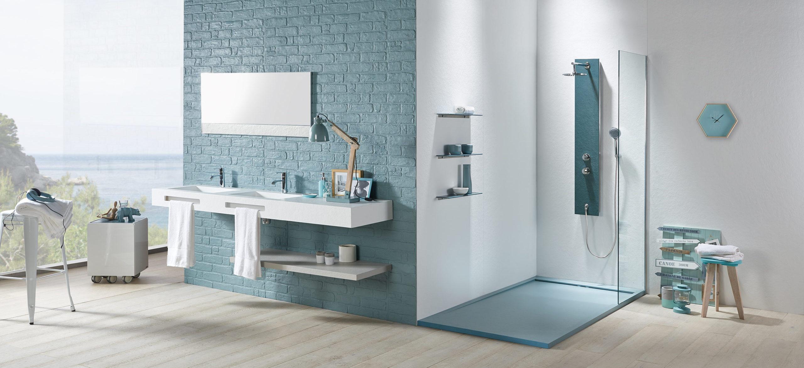 Destinos inspiradores para decorar el baño