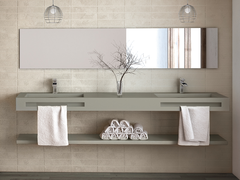 Acquabella panels: the solution for your bathroom