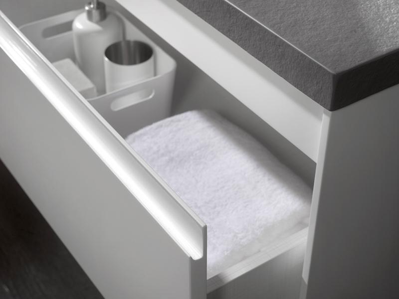 Detalle mueble Box - Acquabella