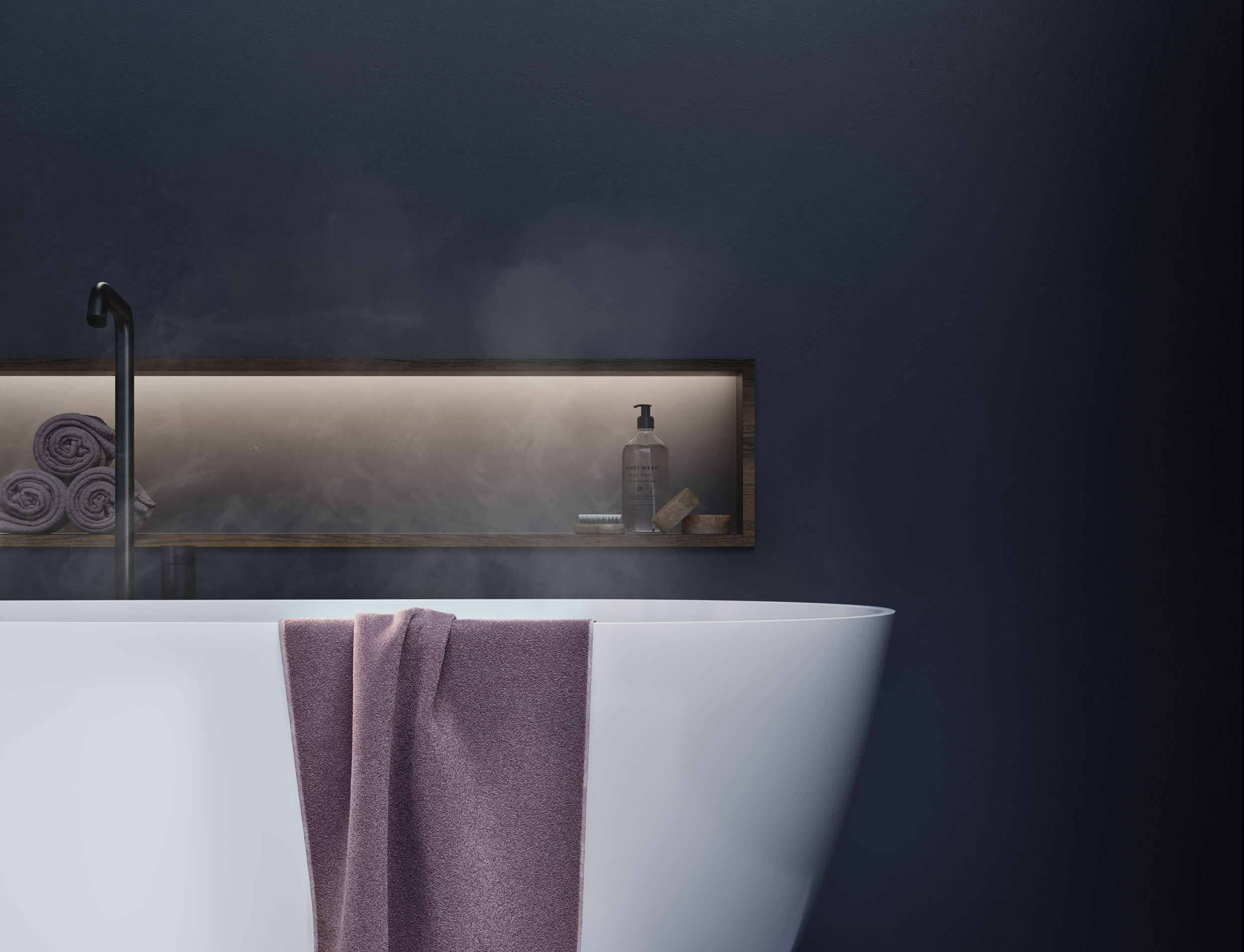 La salle de bains : un plaisir pour tous les sens