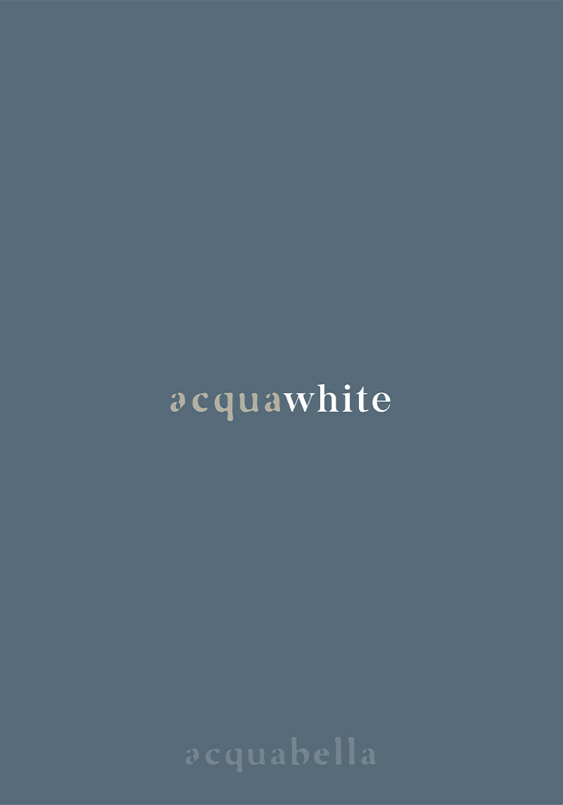 ACQUAWHITE COLLECTION