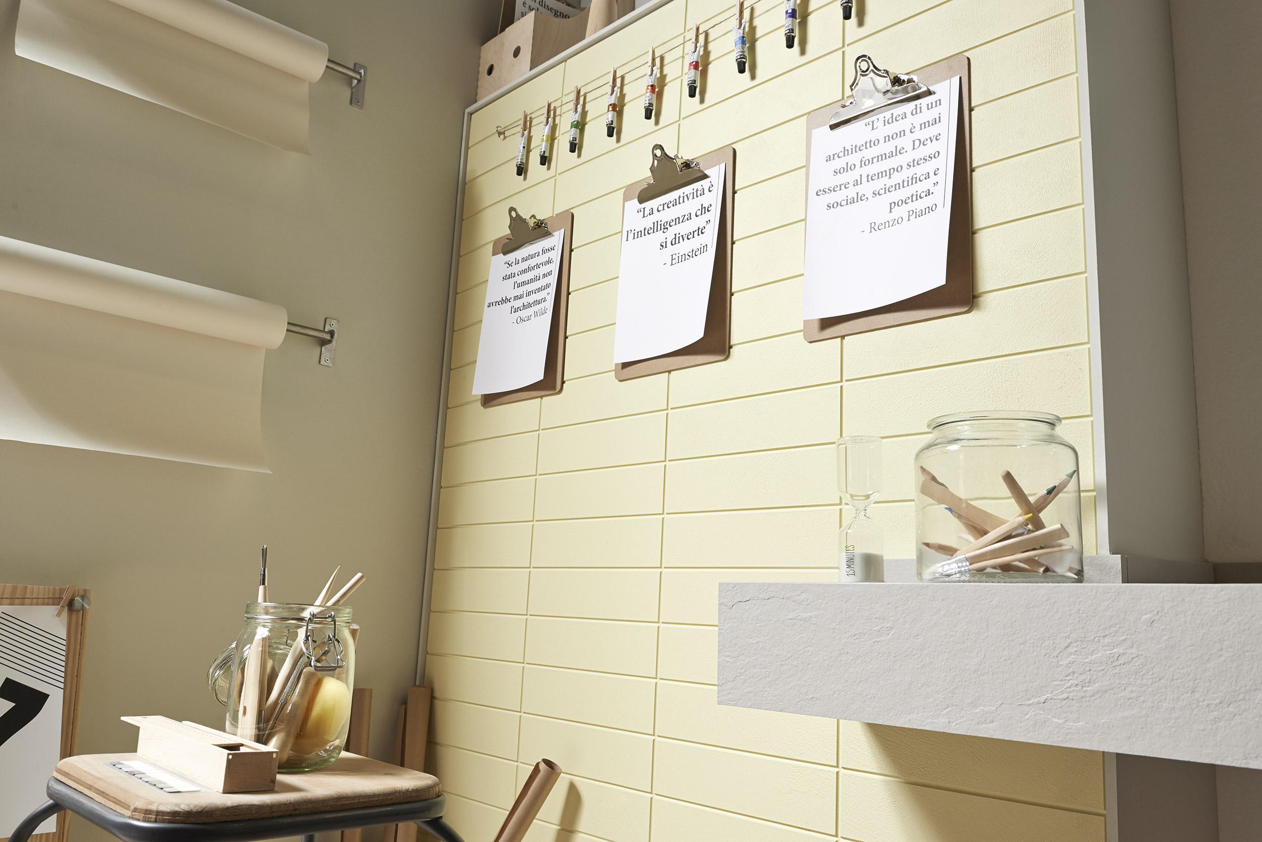 Ideen für Wandverkleidungen im Badezimmer