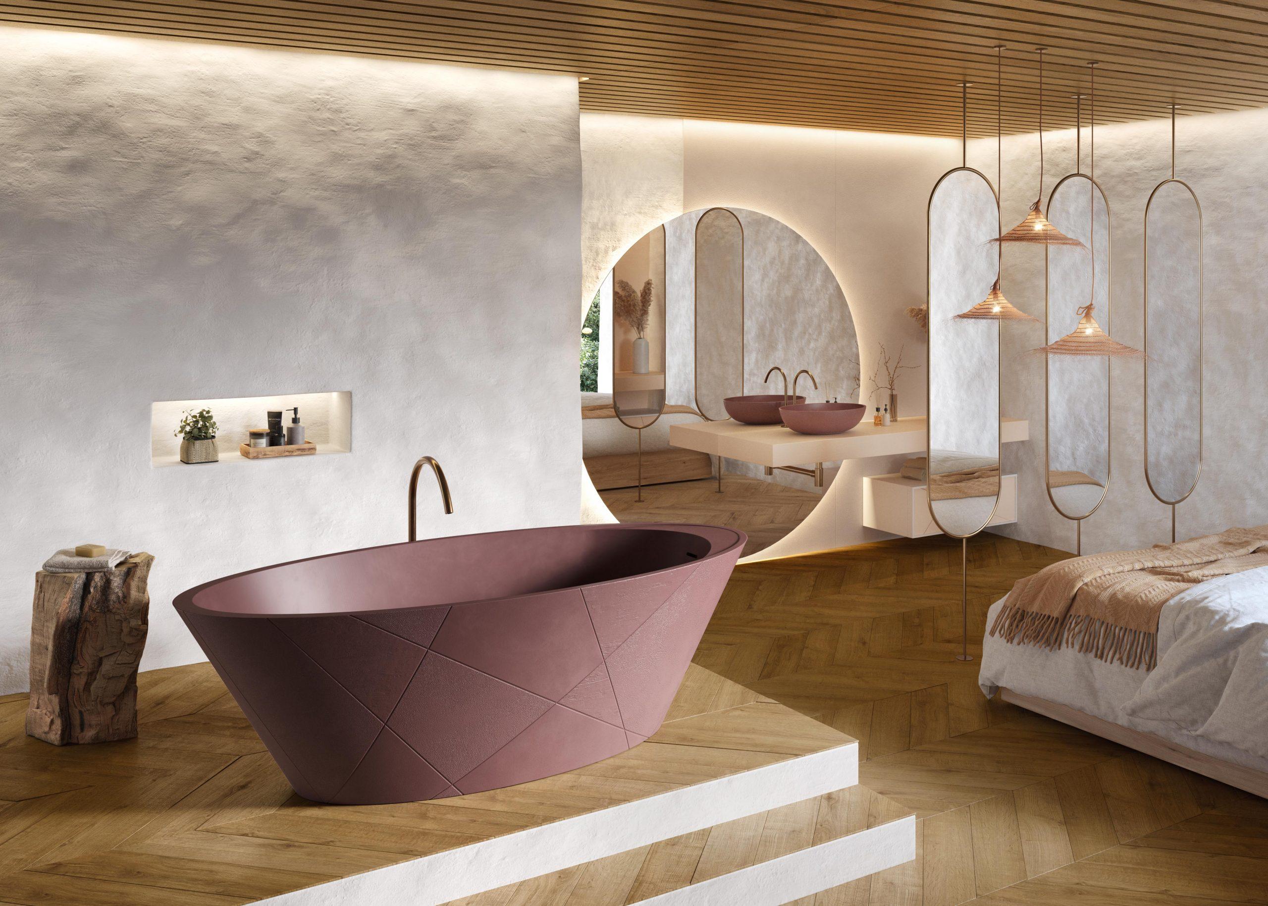 Comment concevoir une salle de bains en suite